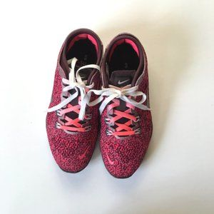 NIKE FREE 5.0 Crossfit Women's Animal Print